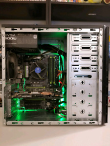 BUDGET GAMING PC 16GB RAM GTX 960 SSD+HDD