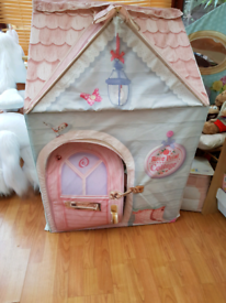 Rose cottage play tent