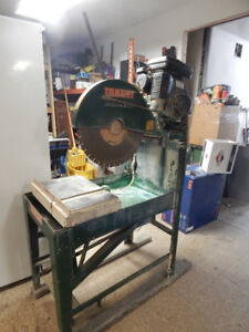 20-inch masonry saw for sale at the 689r new & used tool store