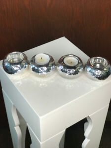 Sliver Candle holders for Sale - Only $1 each!