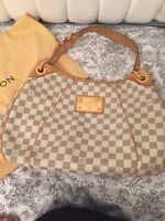 Authentic Louis Vuitton Galliera PM *discontinued rare style*