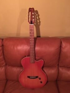 Guitare yamaha nylon aex500ns