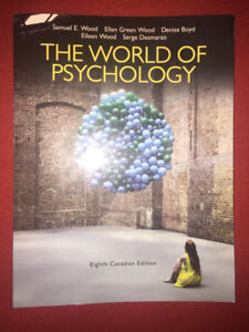 The World of Psychology (8th Canadian Edition)