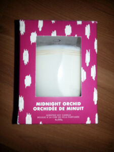 Midnight Orchid - Soy Candle