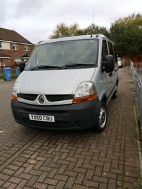 Renault master campervan