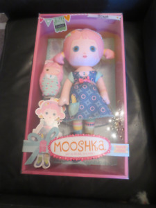 Mooshka Girls Doll - Sonia