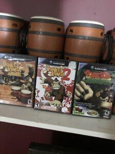 Donkey Kongo Games