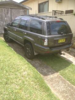 1999 Jeep Grand Cherokee SUV Warragamba Wollondilly Area Preview