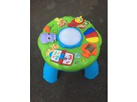 Leap frog music table