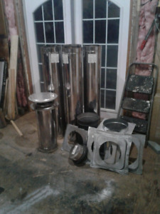 Selkirk flue for sale
