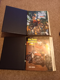 On Two Wheels- Volume 1 and 2