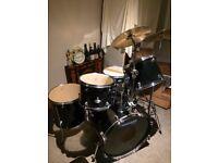 Mapex tornado drum set