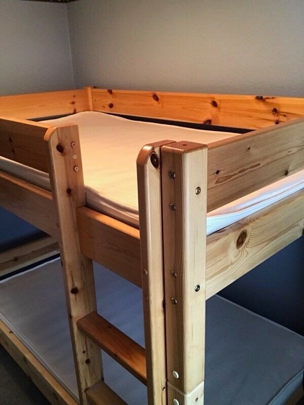 Short Bunk beds - ideal first beds or for small rooms