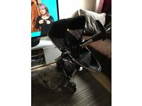 Quinny zapp xtra pushchair with cup holder