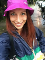 Purple Outdoor Research Rainhat