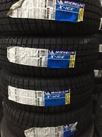 195/65r15 Michelin XICE XI3 BLOWOUT SALE!