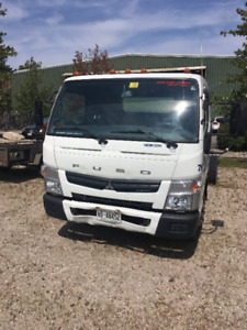 2012 Fuso FE180 Cab & Chassis