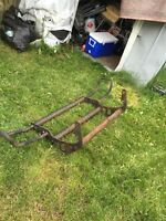 Toyota Tacoma/4Runner bush guard $200