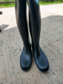 Mustang Horse Riding Boots