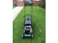 Trojan 16 petrol lawnmower with Briggs&Stratton Engine