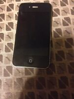 *** VITE iPhone 4S 64gb Noir Bell+ Mophie Space Pack Rouge