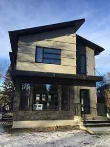 Allendale 2 Storey 2016 with Fire resistant wall system.