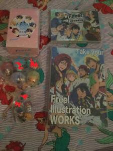 ANIME/MANGA/OTOME/BL Artbook, Figurines, Keychains, etc.