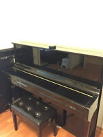 Kawai Piano - Ebony black (3 Years old)
