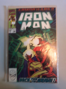 Ironman comic books