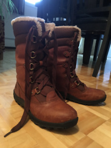 Timberland Winter Boots - Women's Size 10