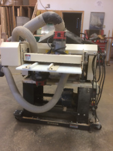 (Reduced Again) Woodmaster 718 Moulder With 3 Sided Attachment
