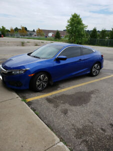 2018 Honda Civic EX-T Coupe Lease Takeover *$500 Cash Incentive
