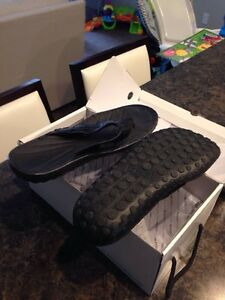 Sz 10.5 Black Aldo Sandles (basically new*org. receipt avail.*) Edmonton Edmonton Area image 1
