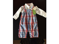 BNWT baby outfit - 6 -12 months