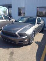 2013 Mustang Premium