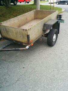 Utility trailer 4' x 8'