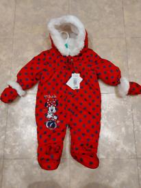 Baby overalls Disney baby