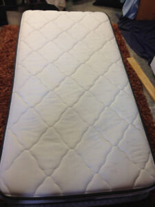 Adult Twin Matress With Boxsprings