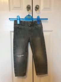 6 pairs boy jeans bundle 3-4 years