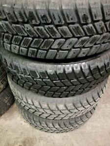 Honda fit/civic rims and winter tires