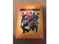 Big Bang Theory 1 - 5 NEVER USED!!