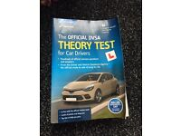The official theory test book 2016 bought it recently don't need it anymore