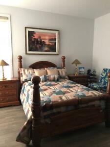 Set de chambre, colonial, attention antiquaires!
