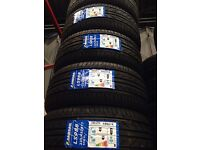 225 45 17 brand new tyre fitted and balanced only for £40 SALE LIMITED OFFER