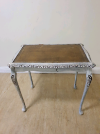 Ornate French style side table