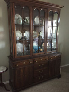 Queen Anne style dining room set