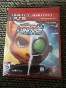 Rachet and Clank PS3 game