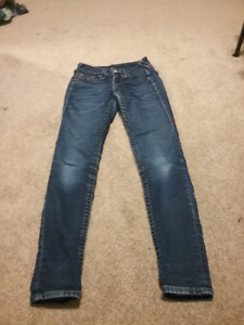 Size 23 true religion jeans - $20