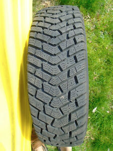 Goodyear Ultra Grip Winter Tires (4)