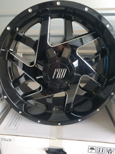 "***** BRAND NEW 20"" WHEELS 6X139.7 *****"